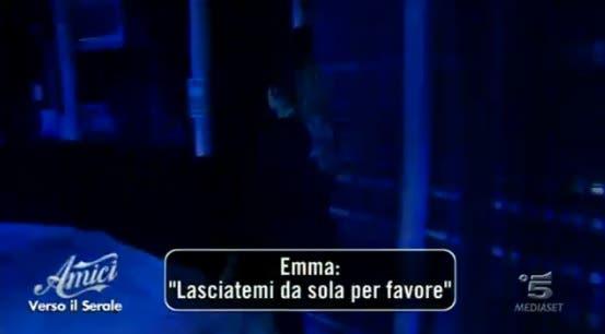 Emma - Amici 2018