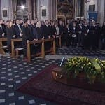 Funerali Fabrizio Frizzi