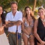 Isola 2018 - Paola, Filippo, Cecilia e Nadia