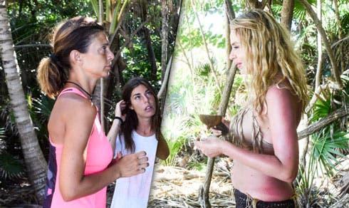 Isola, giorno 60. Valeria contro Alessia Mancini: «La smetti di rompermi le scatole. Non risulti tanto ...