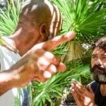 Isola dei Famosi 2018 - Amaurys e Franco