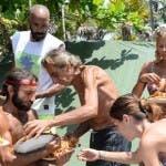 Isola dei Famosi 2018 - Pasta per tutti