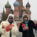 Pio e Amedeo Russia
