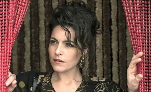 Roberta Caronia in Il Cacciatore