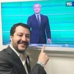 Salvini - Mentana