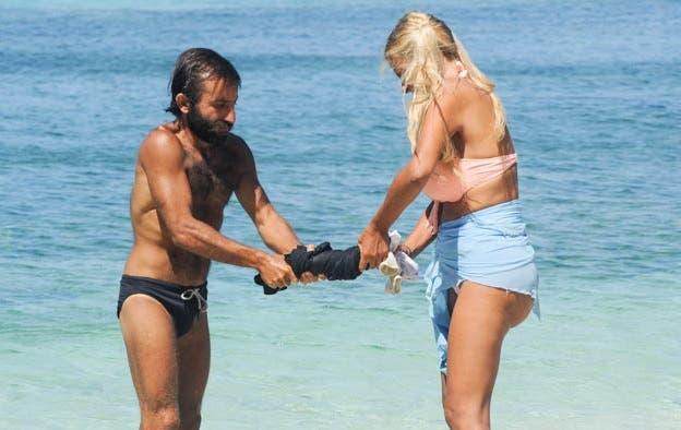 Simone e Francesca - Isola dei Famosi 2018