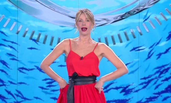 Alessia Marcuzzi - Semifinale Isola dei Famosi 2018