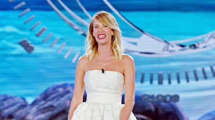 Alessia Marcuzzi isola