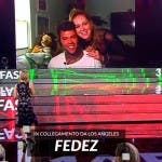 Amici 2018 - Chiara Ferragni e Fedez