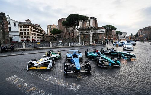 E-Prix di Roma - Formula E