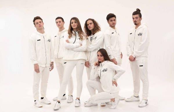 La Squadra Bianca di Amici 2018
