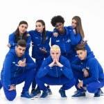 La Squadra Blu di Amici 2018