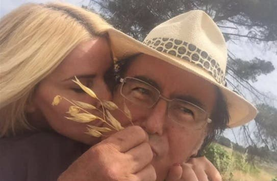 Loredana Lecciso e Al Bano (da Twitter)