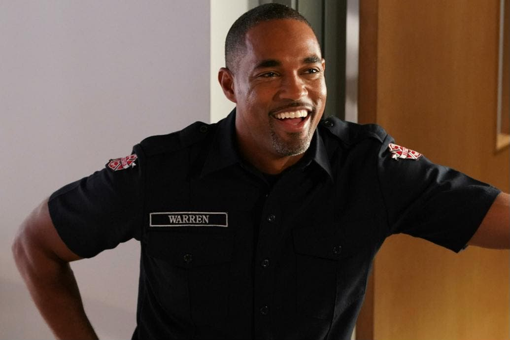Station 19 - Jason Winston George