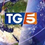 Tg5, nuovo logo