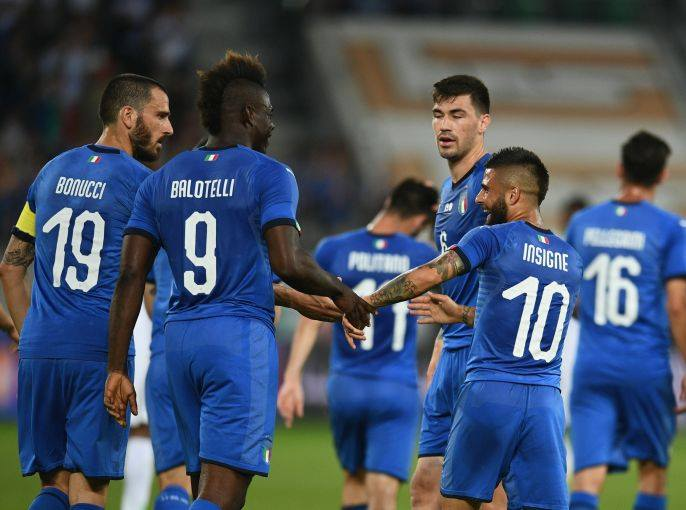 Arabia Saudita - Italia