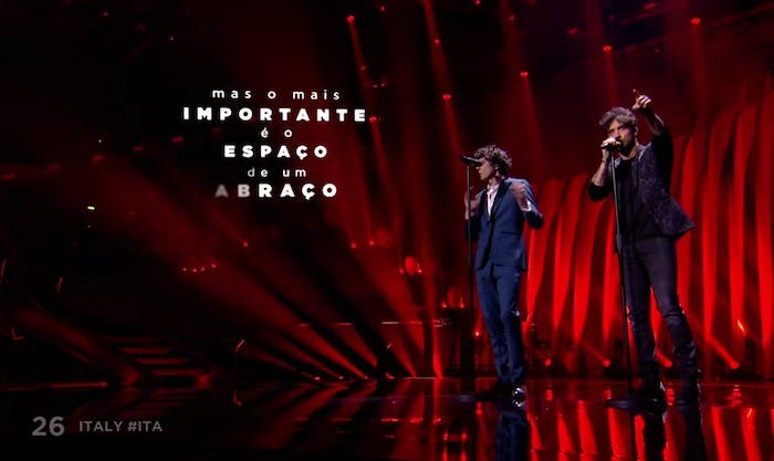 Ascolti eurovision Song Contest 2018