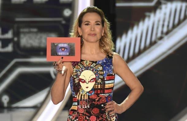 Barbara D'Urso - Grande Fratello 2018