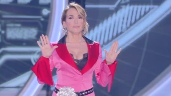 Barbara D'Urso - Quarta puntata GF 2018