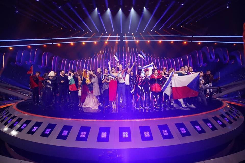 Esc 2018 - I 10 finalisti
