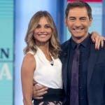 Marco Liorni, Francesca Fialdini