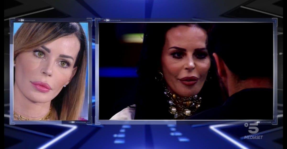 Nina Moric - Sesta puntata GF 15