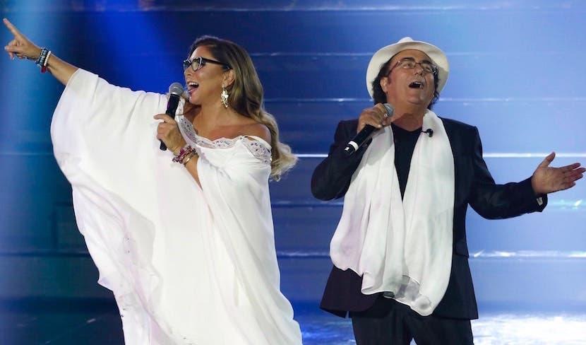 Il rap di Romina Power ad Amici: 'La felicità è una tv senza