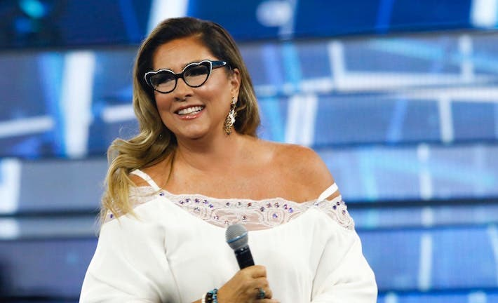 Barbara D'Urso 'rimbalzata' da Romina Power: «Credo che si r