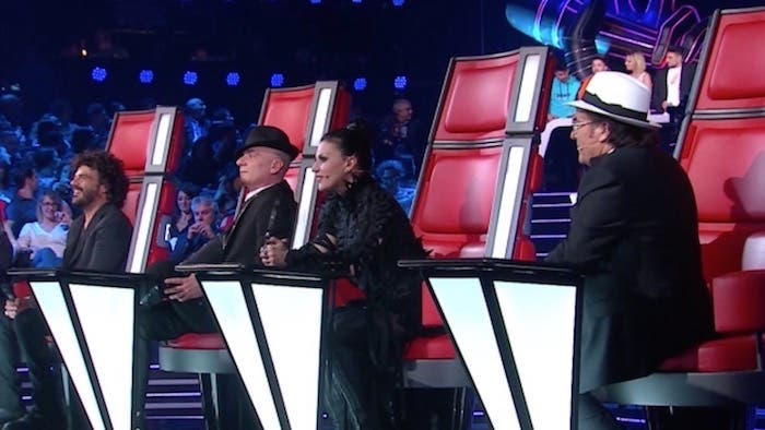 The Voice ascolti finale