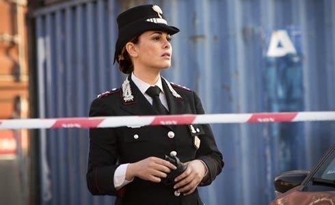 Vanessa Incontrada in Il Capitano Maria