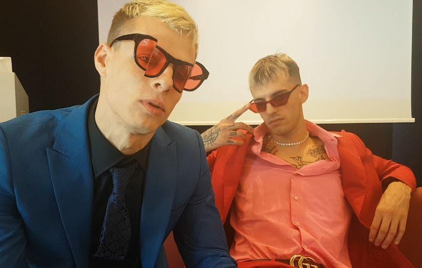 Achille Lauro e Boss Doms a DM  «Pour L Amour è un disco samba-trap. Lo  abbiamo creato tra 10 chili di marijuana e microdosing di ogni tipo di  droga» ... 0e39ae304450