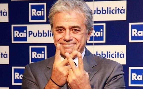 Angelo Teodoli, direttore di Rai 1
