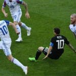 Argentina vs Islanda - Mondiali 2018