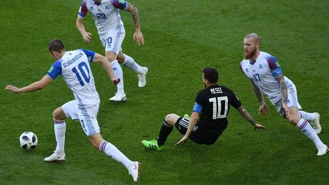 Mondiali 2018, clamoroso in Islanda: 99.6% di share per la p