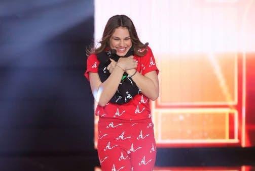 Carmen finalista - Semifinale Amici 2018