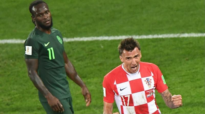 Croazia - Nigeria