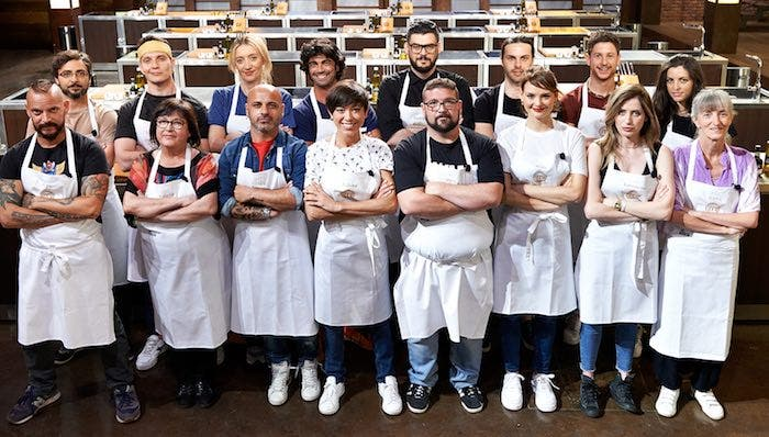 Il cast di MasterChef All Stars