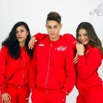 Lauren, Einar, Carmen - Amici 2018