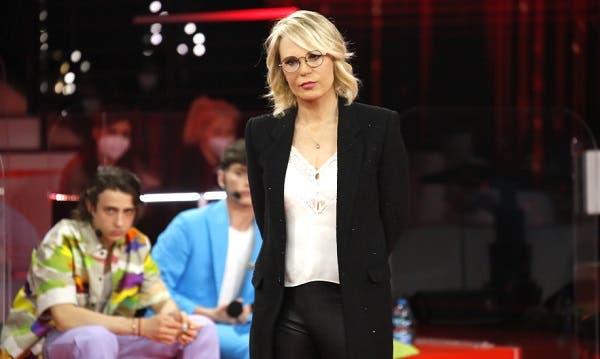 Maria De Filippi - Amici 2021
