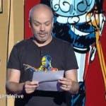 Propaganda Live, Zoro legga la lettera di Mattarella