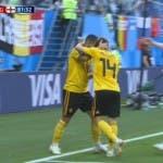 Belgio-Inghilterra ascolti tv