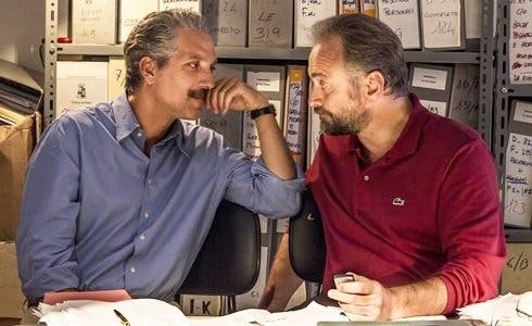 Beppe Fiorello e Massimo Popolizio in Era d'estate