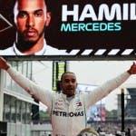 Hamilton vince il Gp di Germania