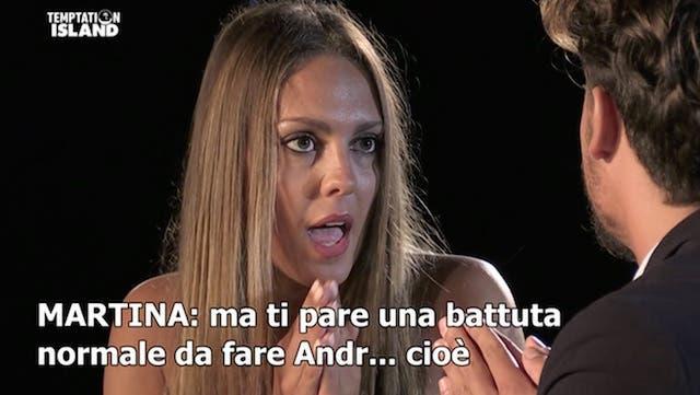 Frasi Pretty Woman Vasca Da Bagno : Temptation island le frasi cult della quarta puntata