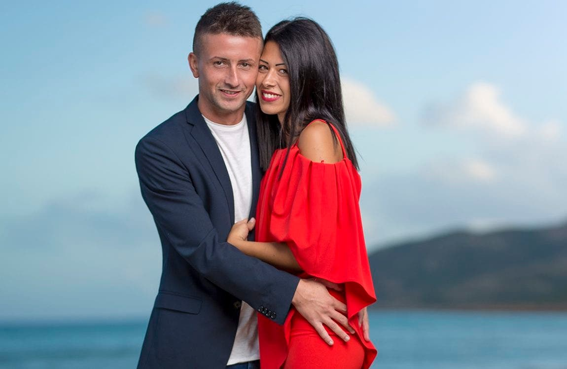 Temptation Island 2018 - Valentina e Oronzo