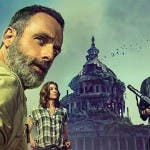 The Walking Dead 9 locandina
