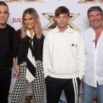 X Factor Uk robbie williams