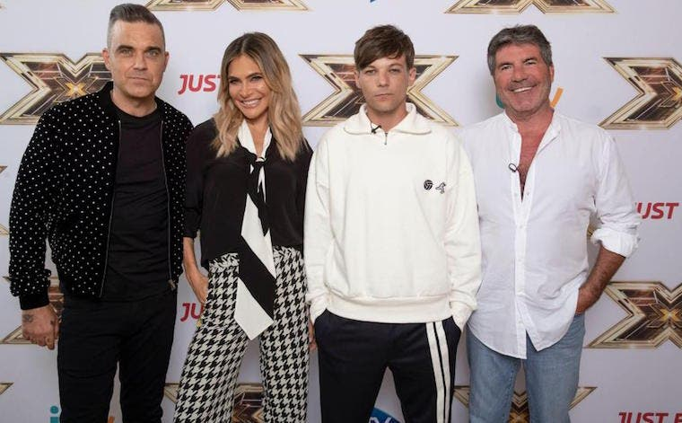 X FACTOR UK 2018 GIURIA