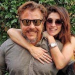Andrea Lo Cicero e Elisa Isoardi