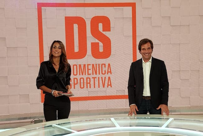 La Domenica Sportiva si sdoppia: si inizia con Giorgia Cardinaletti, poi l'Altra DS con Marco Lollobrigida